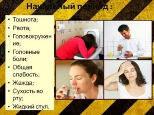 Тошнота, головная боль и слабость от антибиотиков