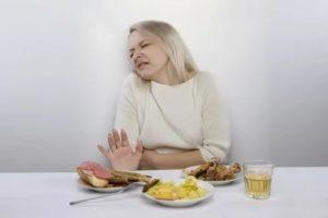Бессонница и отсутствие аппетита