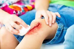 Вокруг раны не затягивается кожа, что делать?