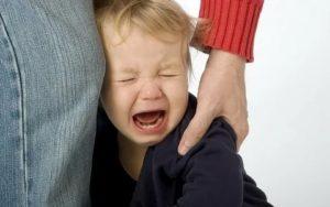 Ребенок не хочет ходить в садик