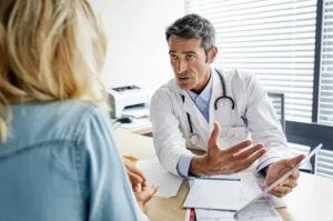 Надо ли идти к врачу?