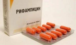 Чем можно заменить рифампицин? (вопрос к Сергею Леонидовичу)