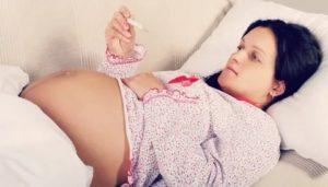 Озноб после родов