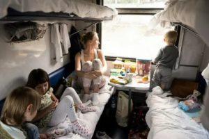 Можно ли на 32 неделе беременности ехать на поезде 4 суток?