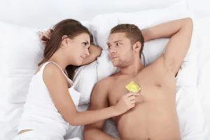 Можно ли заниматься сексом с презервативом во время данного лечения?
