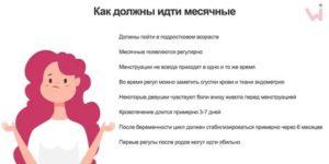 Менструация  не началась, что делать?
