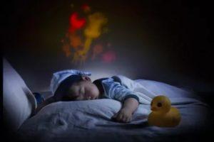 Ребенок ночью ходит не проснувшись