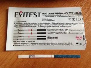 Почему тест показывает разные результаты?