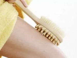 Мог ли массаж щеткой вызвать диарею?
