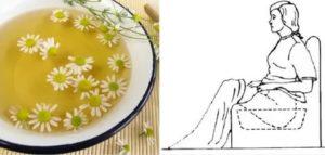 Можно ли принимать сидячую ванночку с ромашкой при менструации?