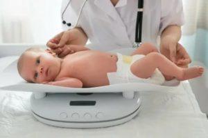 Почему маленький вес у ребёнка?