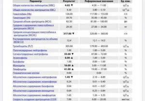 Повышены лимфоциты, моноциты и СОЭ