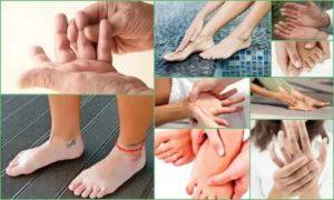 Пью мастодинон, онемение ног и рук