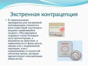 Насколько безопасны и действенны таблетки для экстренной контрацепции Гинепристон?