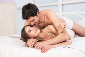 После первого полового акта