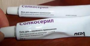 Можно ли применять Солкосерил при беременности?