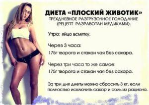 Подскажите хорошую диету