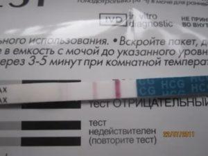 Температура, боль в пояснице, задержка, тест отрицательный