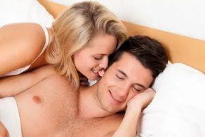Определить первый половой акт