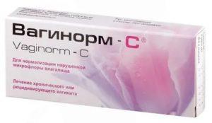 Можно ли заменить вагинорм на другой препарат?