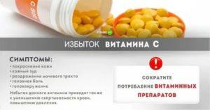 Становится плохо от витаминов
