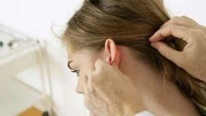 Мурашки в ушах