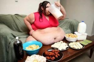 Очень быстро толстею, что мне делать?