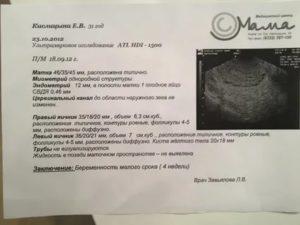 На каком сроке нужно идти к гинекологу на УЗИ на ранних сроках беременности?