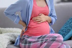 Неприятные ощущения при беременности