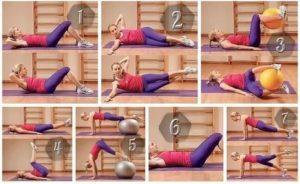 Сколько должно пройти времени после родов, чтобы начать физические упражнения?