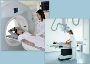 Можно ли после МРТ головного мозга делать флюорографию?