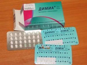 Можно ли прекратить приём Димиа на 10-й таблетке?