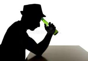 ОК Силуэт и алкоголь