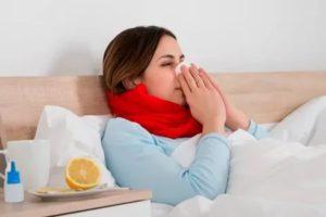 Что делать при беременности, если заболел простудой муж?