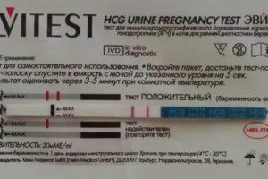 Тест на беременность на 6-й день задержки