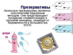 Дает ли презерватив 100% защиту от беременности?