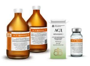 Применяется ли АСД2 в гинекологии?