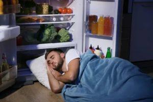 Питание на ночь
