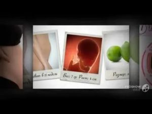 Болит поясница, беременность 11 недель