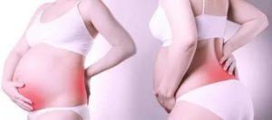 Болит живот и поясница, 34 неделя беременности